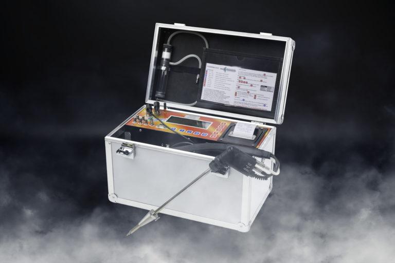 Hochleistungsfähige Abgasmessgeräte und prozessgasanalyse