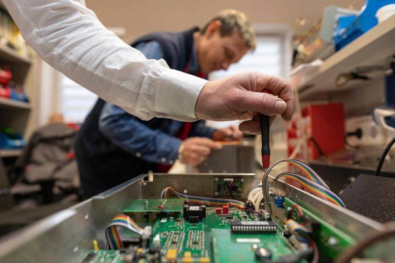 Messtechnik EHEIM GmbH Zuverlässiger Kundendienst für Abgasmesstechnik